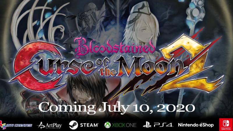 Bloodstained: Curse of The Moon 2 — продолжение спин-оффа известной метроидвании