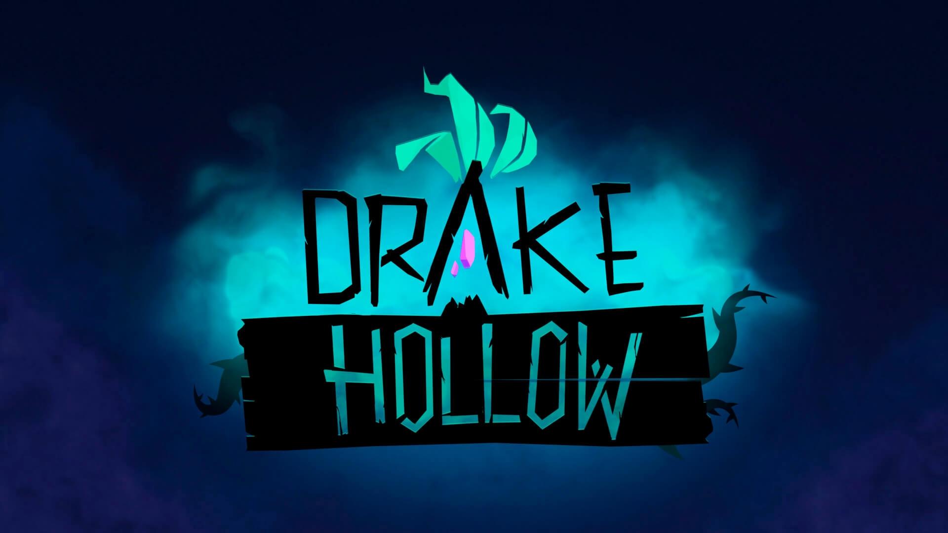 Спасайте лесной народ от монстров в Drake Hollow