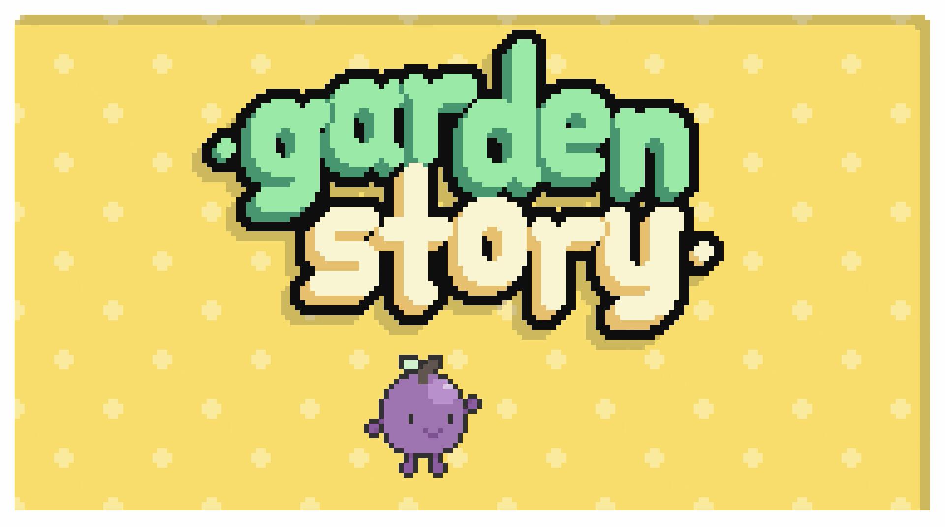 Garden Story — комьюнити-сим о волшебной роще