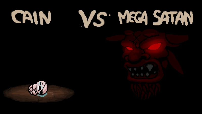 Мега-сатана: секретный босс The Binding of Isaac