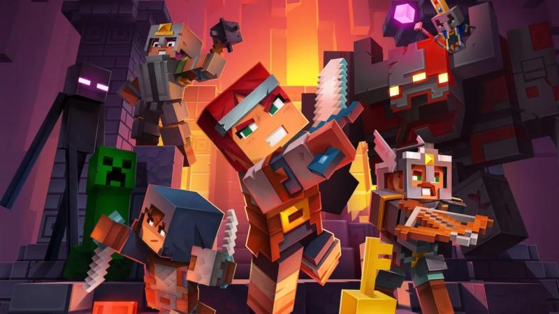 Обзор на Minecraft Dungeons