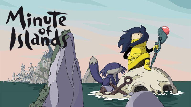 Minute of Islands — комикс-квест об исследовании древних механизмов