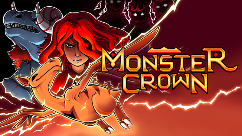 Monster Crown — темная версия Pokemon
