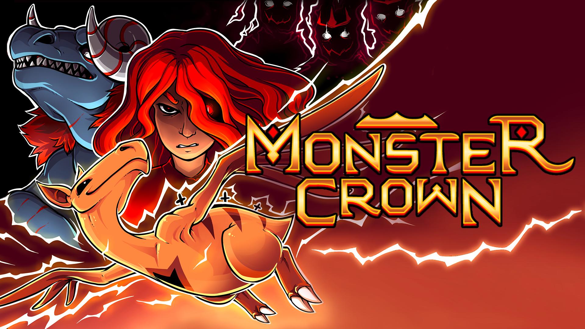 Monster Crown — темная версия Pokemon