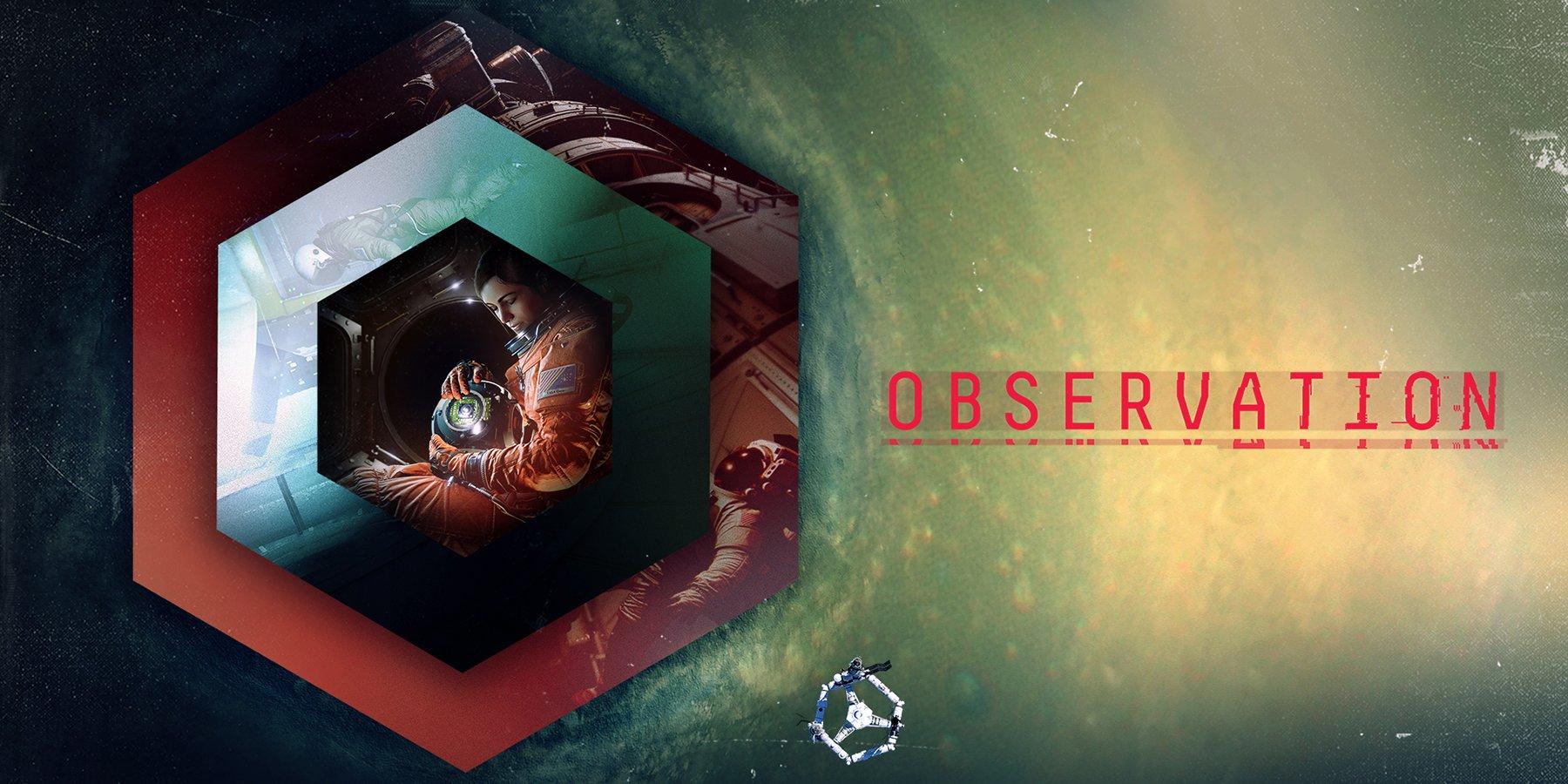 Observation: космический хоррор о живом ИИ