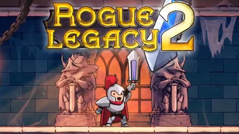 Rogue Legacy 2 выйдет в раннем доступе 23 июля