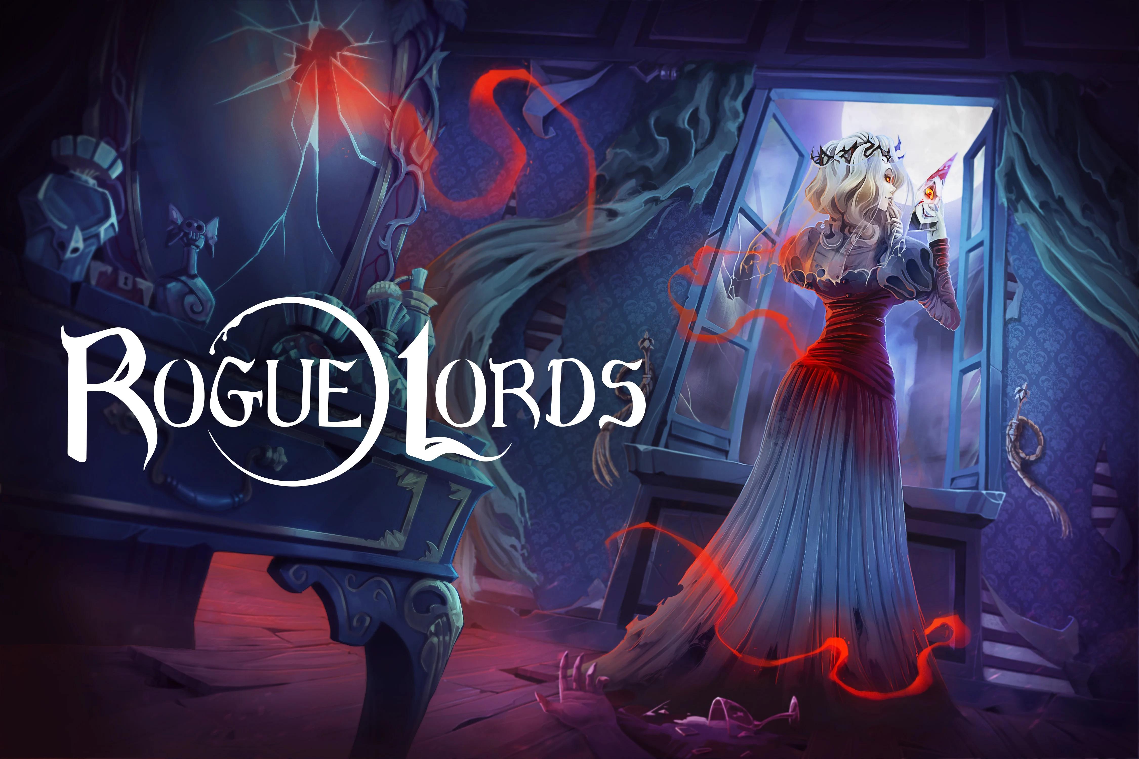 Rogue Lords — готичный карточный рогалик