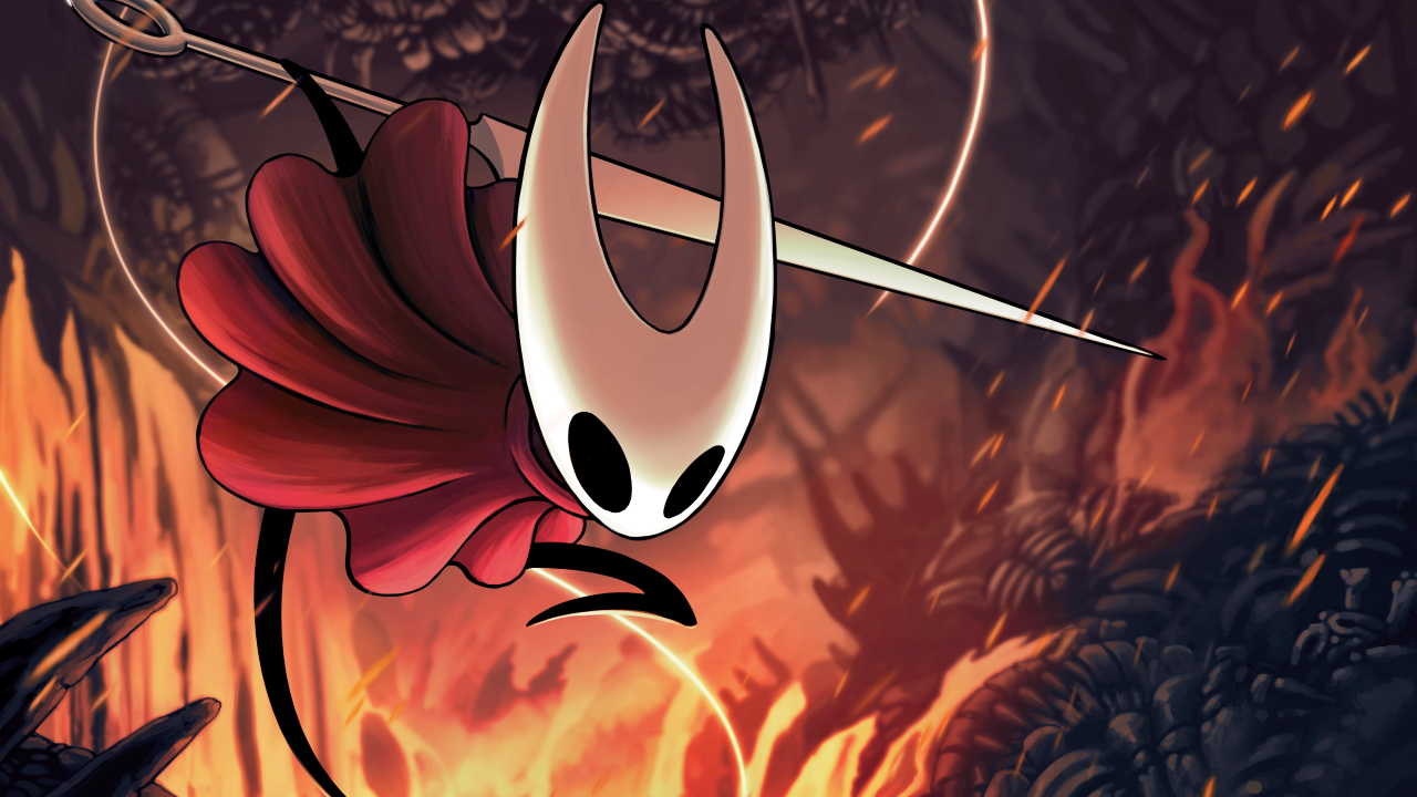 Hollow Knight Silksong: дата выхода и подробности