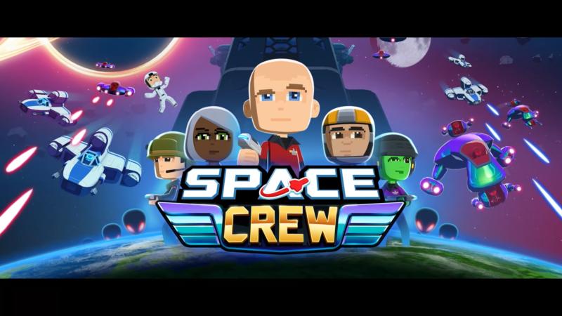 Space Crew — продолжение Bomber Crew в космосе