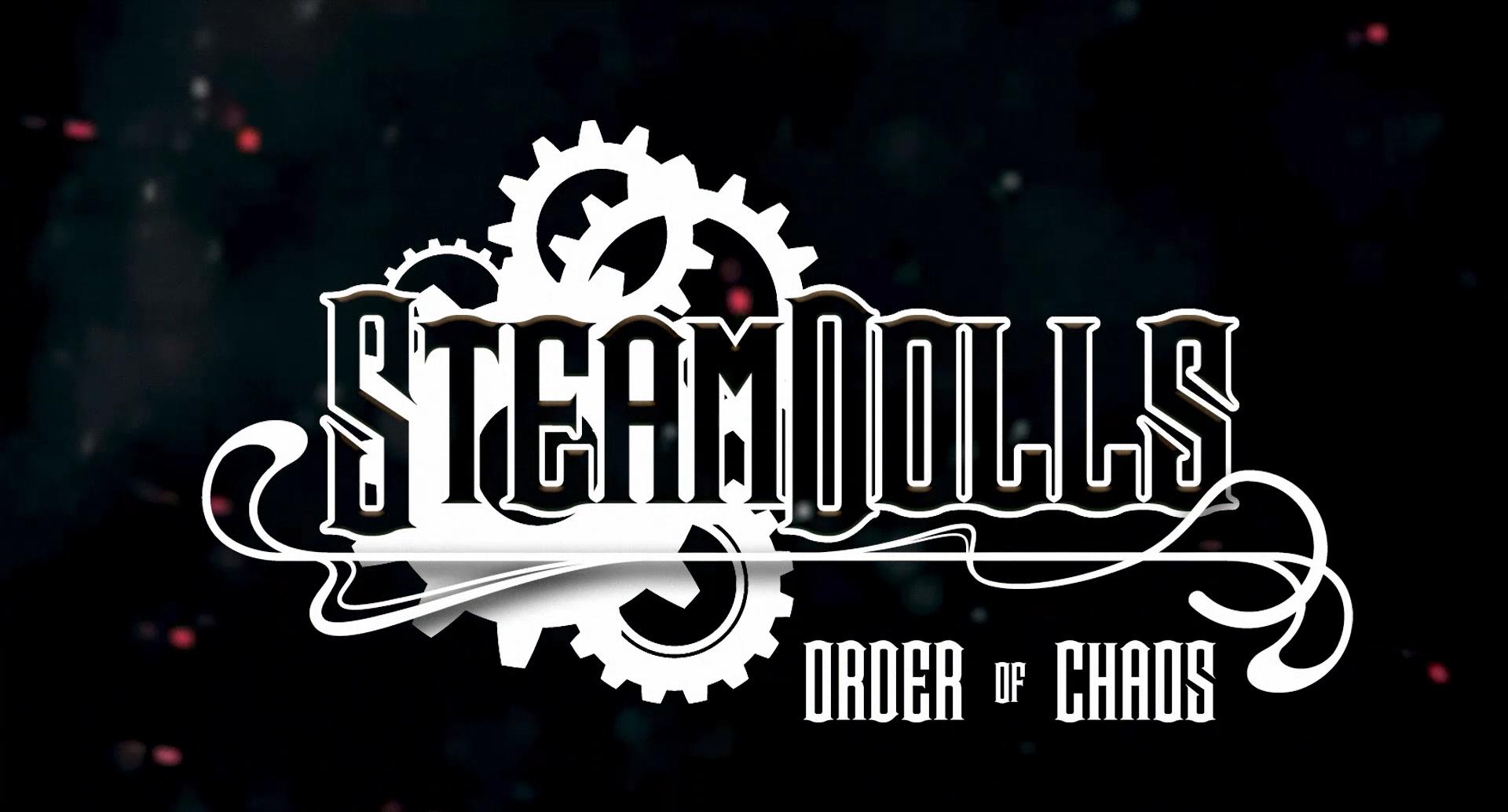 Мрачная стимпанк-метроидвания Steamdolls — Order of Chaos