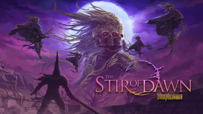 Blasphemous: Stir of Dawn — крупное контентное обновление для готичного платформера