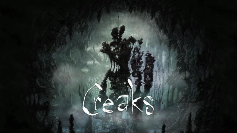 Creaks — хоррор-адвенчура от авторов Samorost и Machinarium
