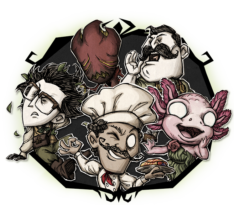 Обновление Troubled Waters для Don't Starve Together
