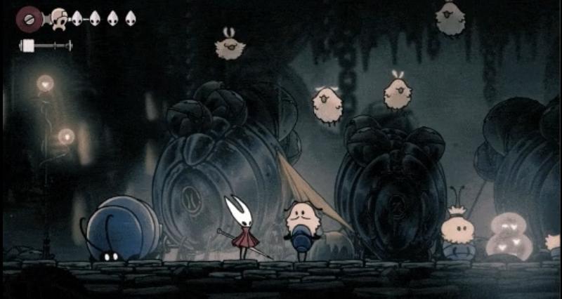 Раскрыты последние два NPC из Hollow Knight: Silksong