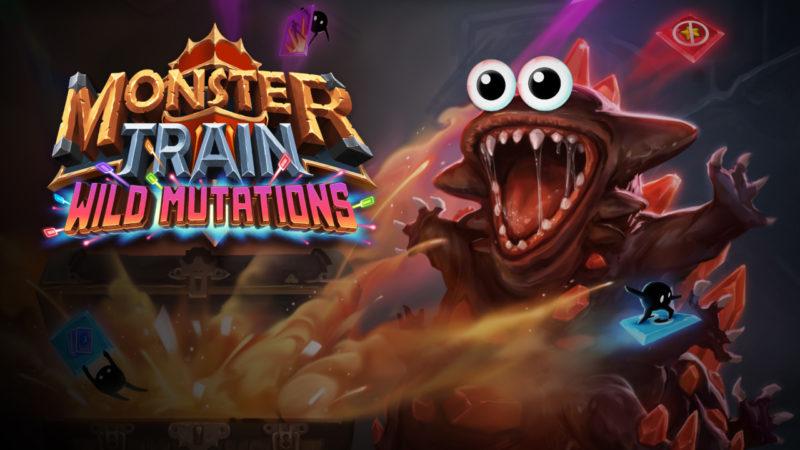 Обновление Wild Mutations для Monster Train добавило модификаторы забегов