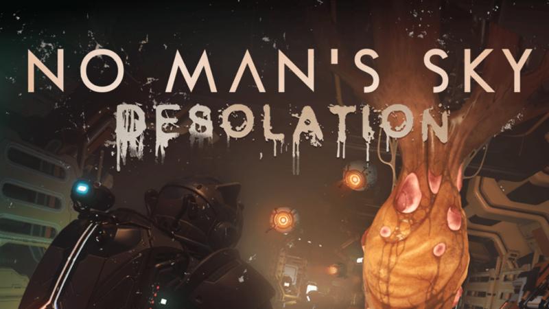 Обновление Desolation Update для No Man's Sky добавило заброшенные корабли