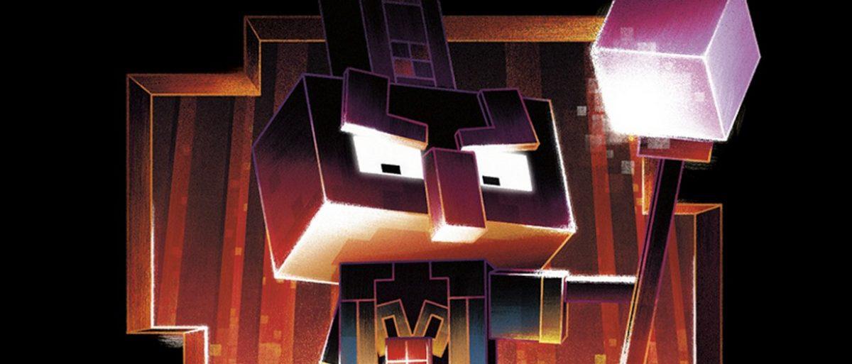 Теперь вы можете прочесть новеллу по мотивам Minecraft, поедая крипер-хлопья