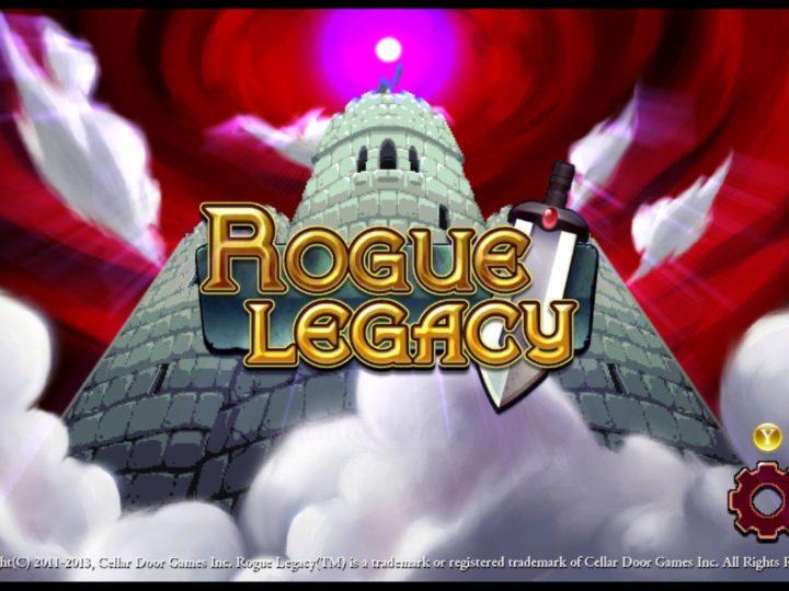 Обучение игрока без туториала в Rogue Legacy