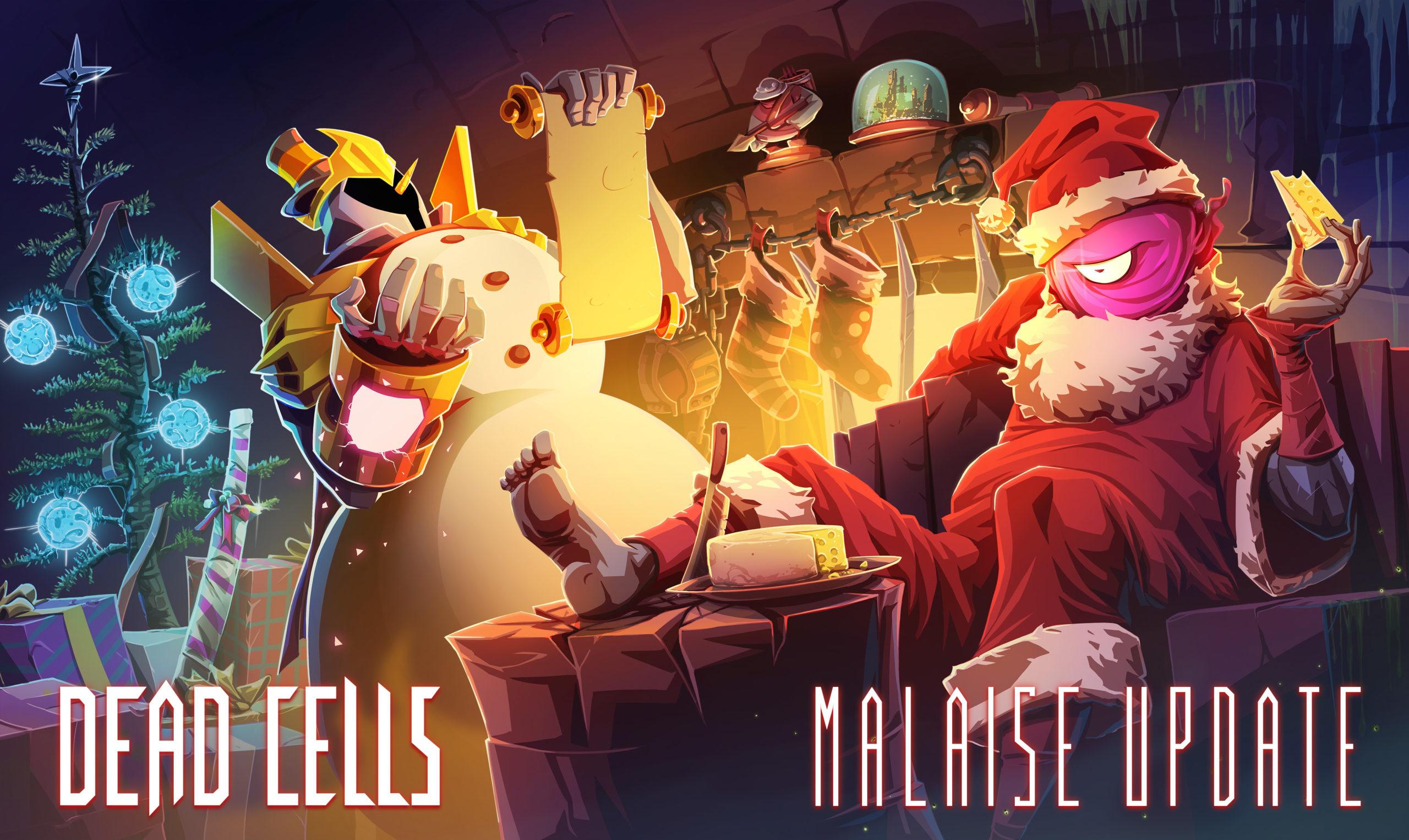 Обновление #21 «Malaise Update» для Dead Cells