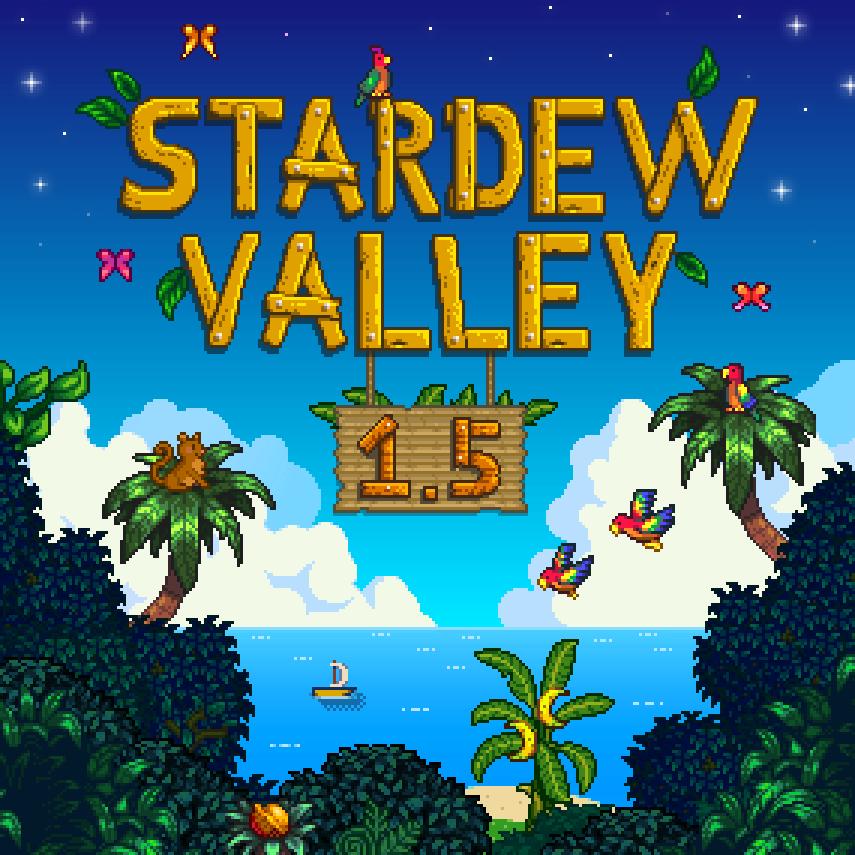 Stardew Valley 1.5 — крупнейшее обновление за историю игры