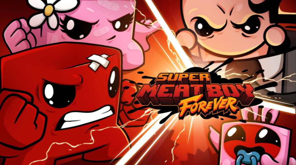 Раскрыта дата выхода Super Meat Boy Forever