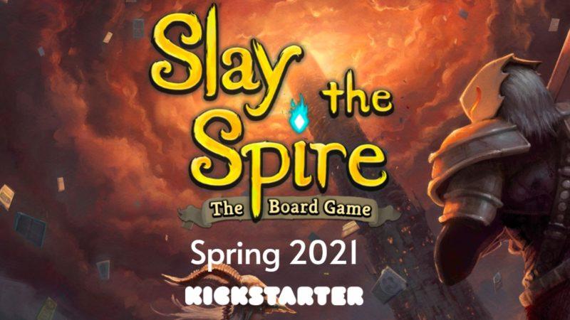 Анонсирована настольная игра по Slay The Spire