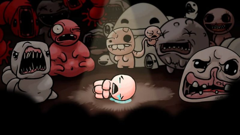 История создания The Binding of Isaac