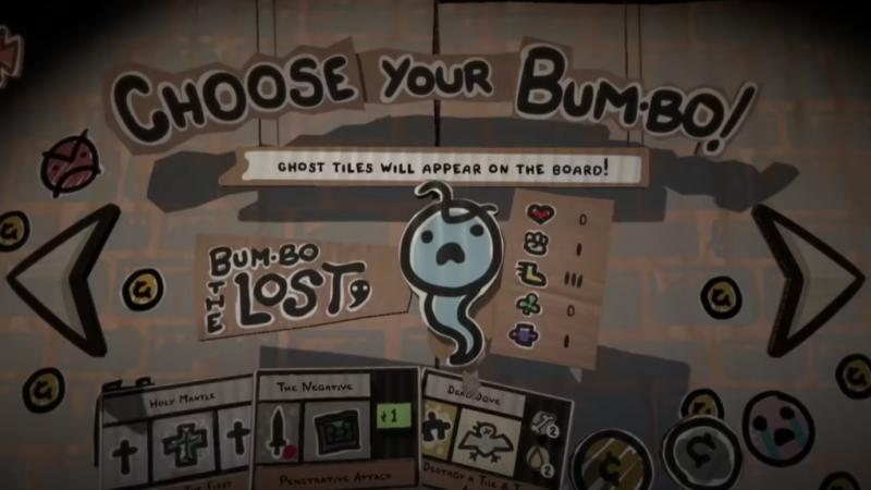 Обновление «The Lost Expansion» для The Legend of Bum-bo